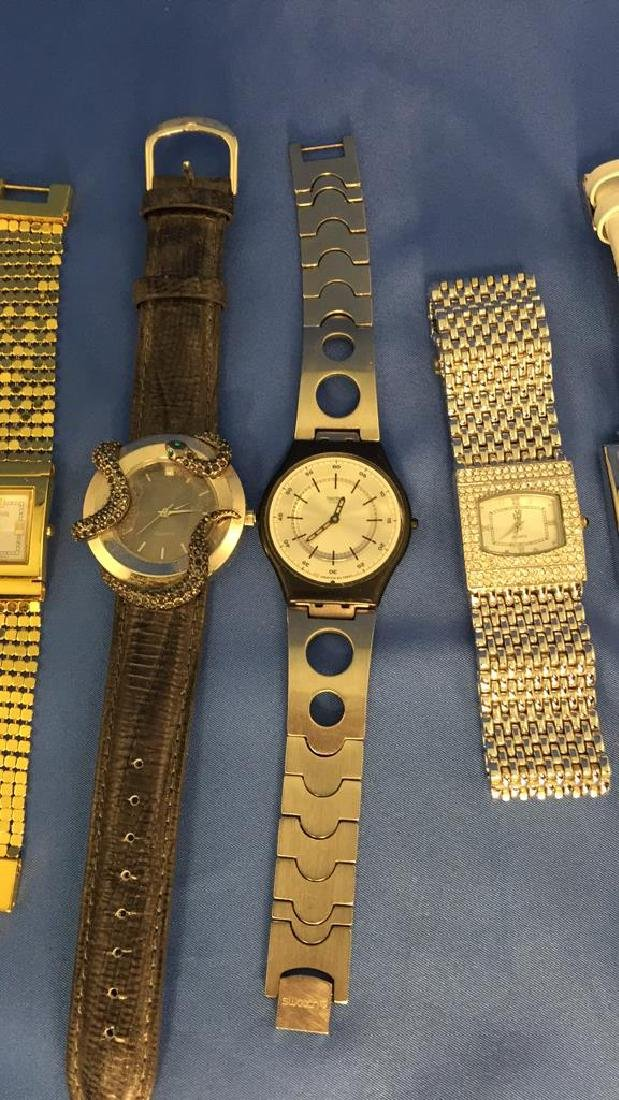 Lot of ladies wrist watches - 4