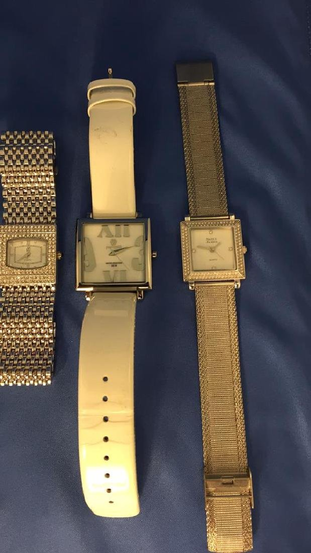 Lot of ladies wrist watches - 5