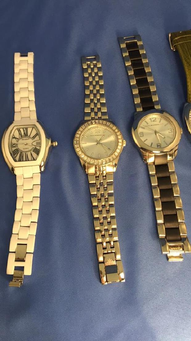 Lot of ladies wrist watches - 3