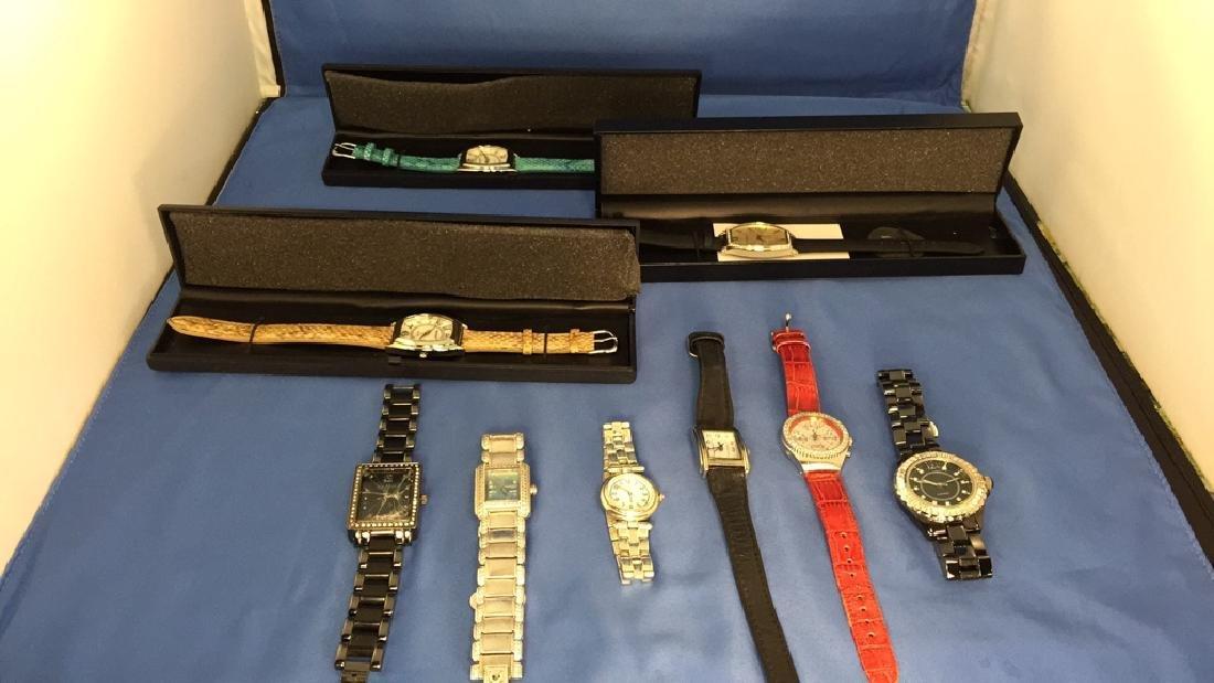 Lot of ladies wrist watches