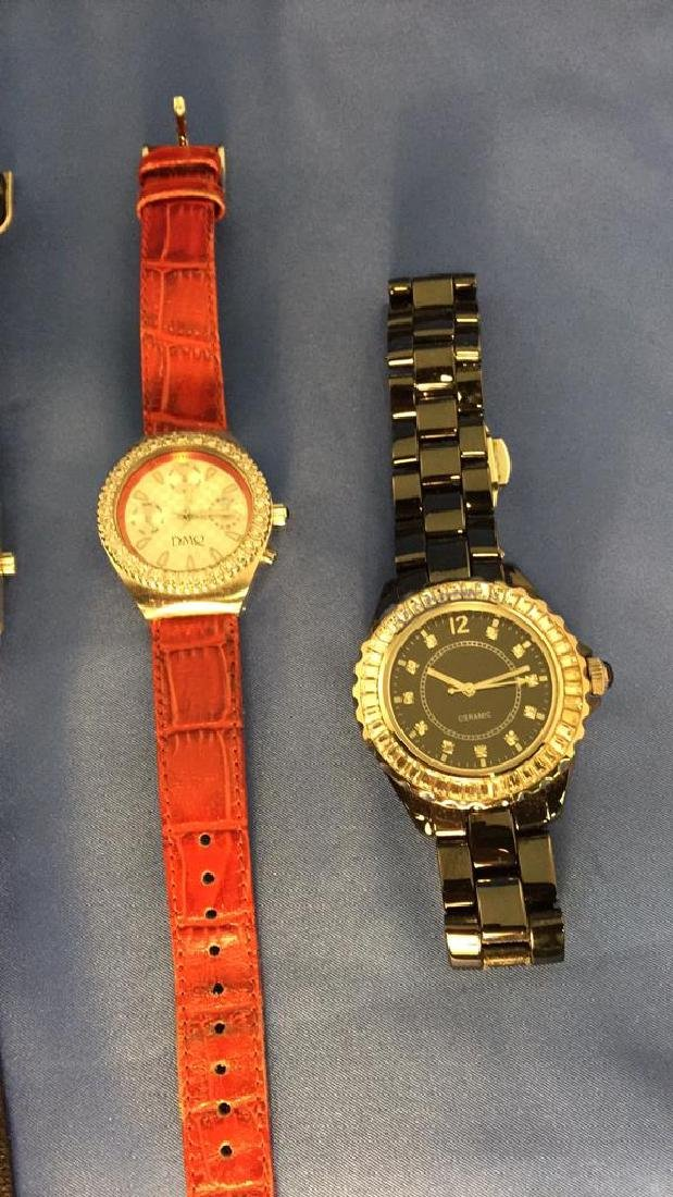 Lot of ladies wrist watches - 5