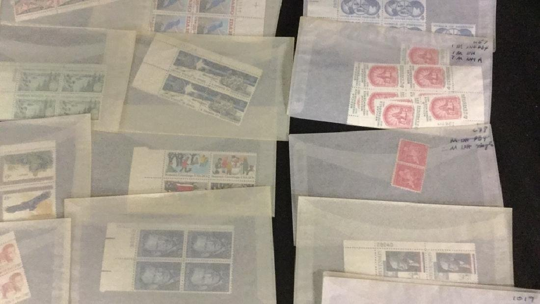 Large Lot of unused stamps - 3