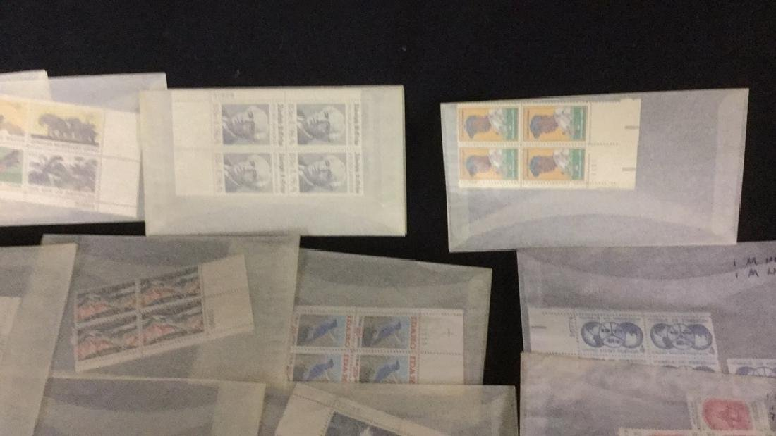Large Lot of unused stamps - 4