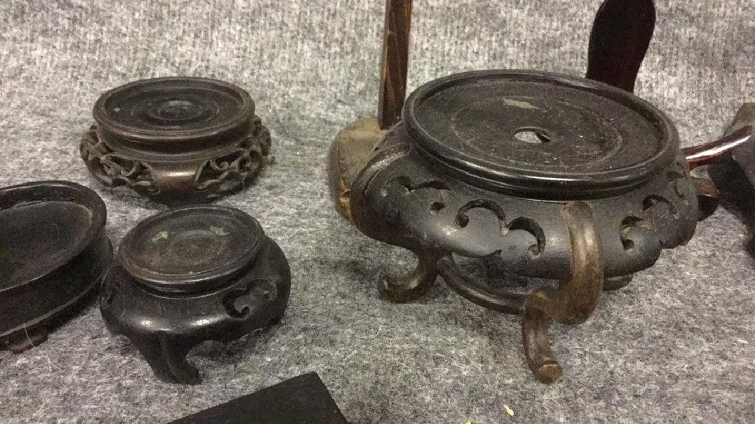 Large Lot of stands - 3