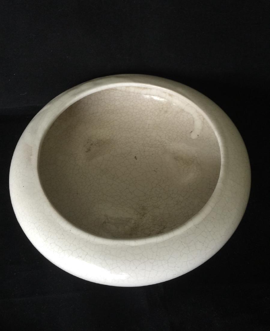 Chinese glazed incense burner