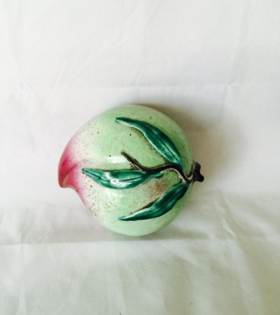 Chinese porcelain longevity fruit