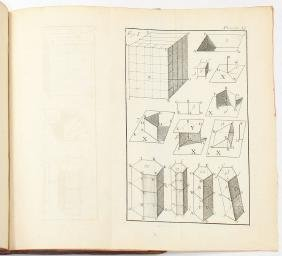 [Geometry]CLAIRAUT-ELEMENS DE GEOMETRIE 1765