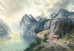35: Kaufmann, Karl ( Gilbert, F.