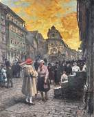 Tomec, Jindrich (Prag 1863 - Wien 1928)