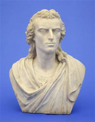 Friedrich Schiller bust