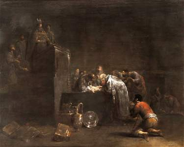 Bramer, Leonard (1596 Delft - 1674 ibid)
