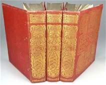 Edmund Spencer's The Fairie Queene, Vol. 1-3 of 1897