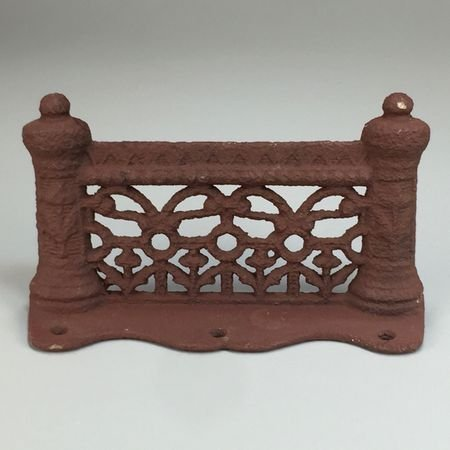 Vintage Cast Iron Boot Scraper