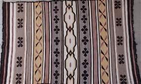 Antique Native American Navajo Hand Woven Rio Grande