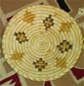 Native American Papago Tohono Oodham Basket