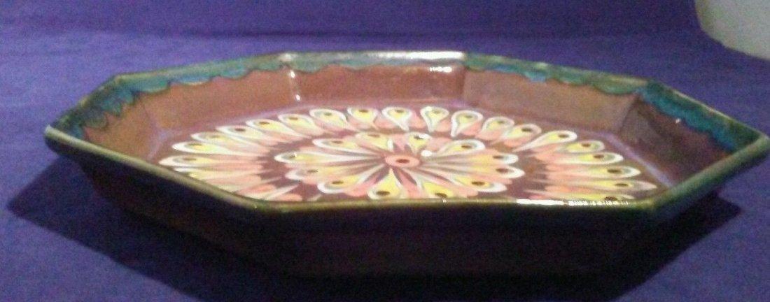 Ken Edwards El Palomar El Palopo Ceramic Pottery Plate - 3