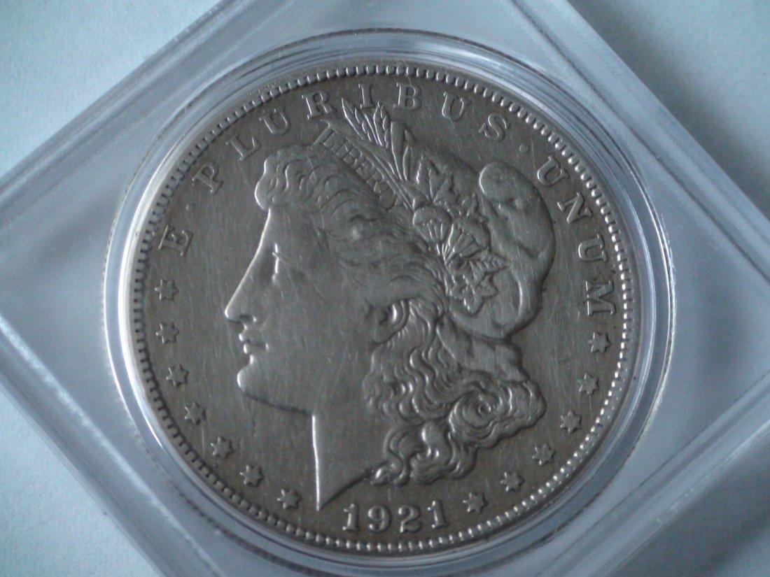 1921 S Morgan Silver Dollar United States High Grade