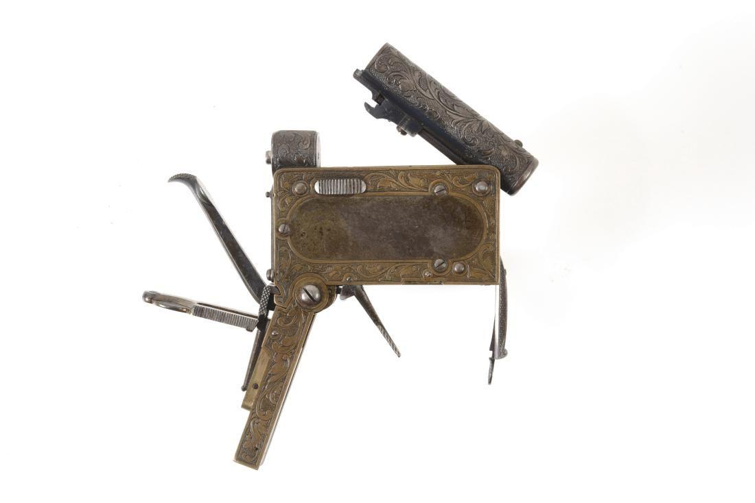 Rarissima pistola da tasca