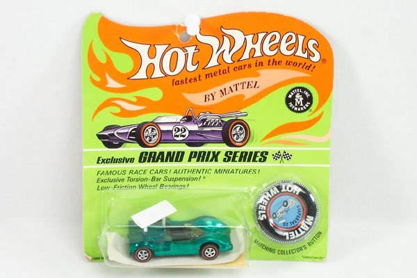 5: Hot Wheels Red Line 6256 Chapparal 2G