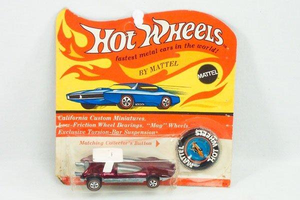 6: Hot Wheels Red Line 6422 Swingin' Wing