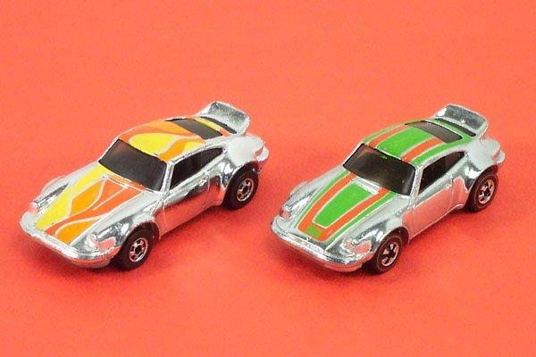 10: 2 Hot Wheels Red Line 7648 Porsche P-911