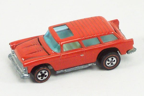 12: Hot Wheels Red Line Rare Alive 55