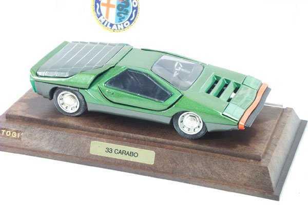 103 Togi Alfa Romeo 33 Carabo