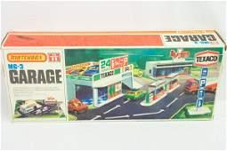 704 Matchbox MG3 Texaco Garage