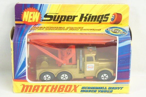 812: Matchbox Super Kings SK-2 Esso Wreck Truck