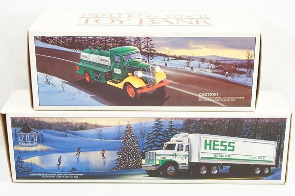 1: 5 Hess & BP Toy Models 1983 1987 1988 1990