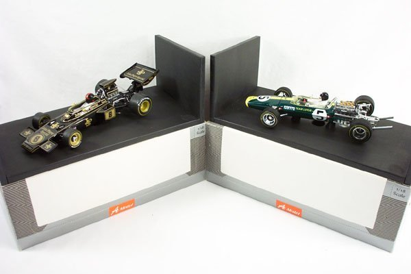 9: 2 1:18 Quartzo A Model Lotus Formula 1 Race Cars