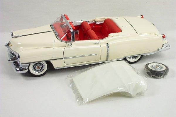 17: 1:16 Danbury Mint 1953 Cadillac Eldorado Convert.