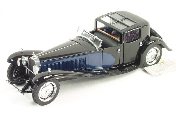 19: 1:24 Franklin Mint 1930 Bugatti Royale Napoleon