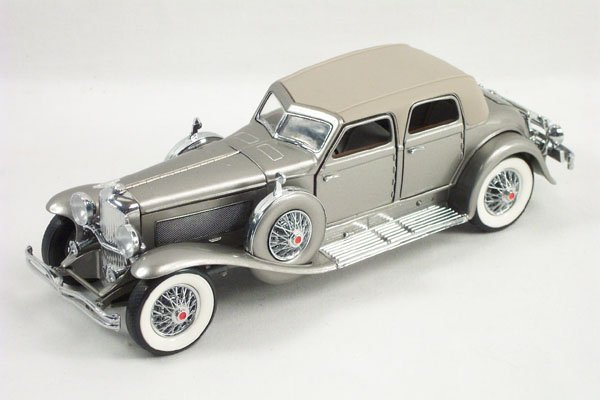 21: 1;24 Franklin Mint 33 Duesenberg SJ Twenty Grand