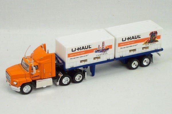 511 Matchbox Convoy Prepro Uhaul Double Container