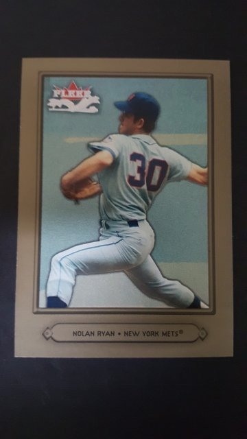 2002 Fleer Fall Classics #34 Nolan Ryan
