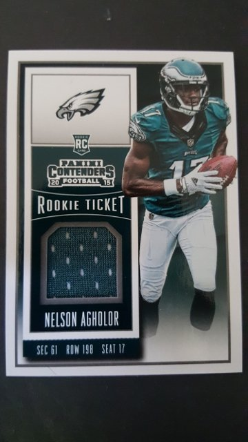 2015 Panini Contenders Rookie Ticket Swatches #16