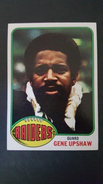 1976 Topps #295 Gene Upshaw