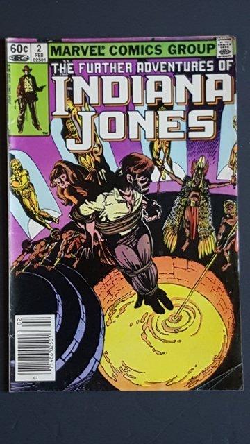 Marvel Comics Indiana Jones #2