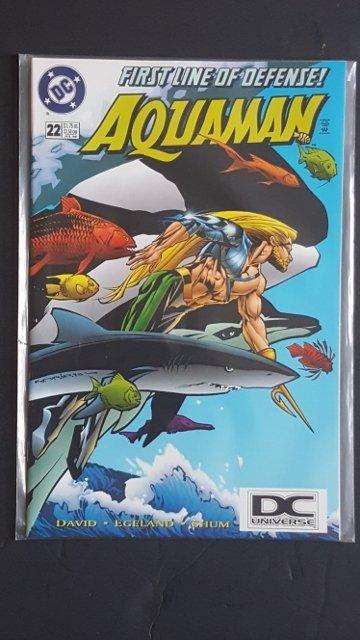 DC Comics Aquaman  #22