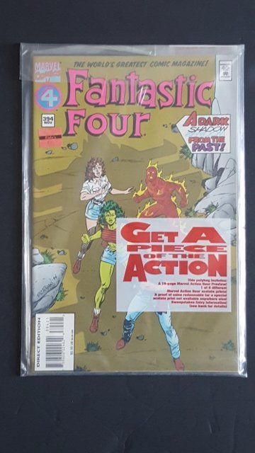 Marvel Comics Fantastic Four #397