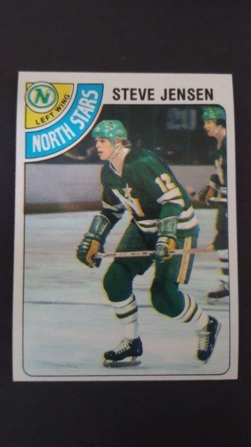 1978-79 Topps #45 Steve Jensen