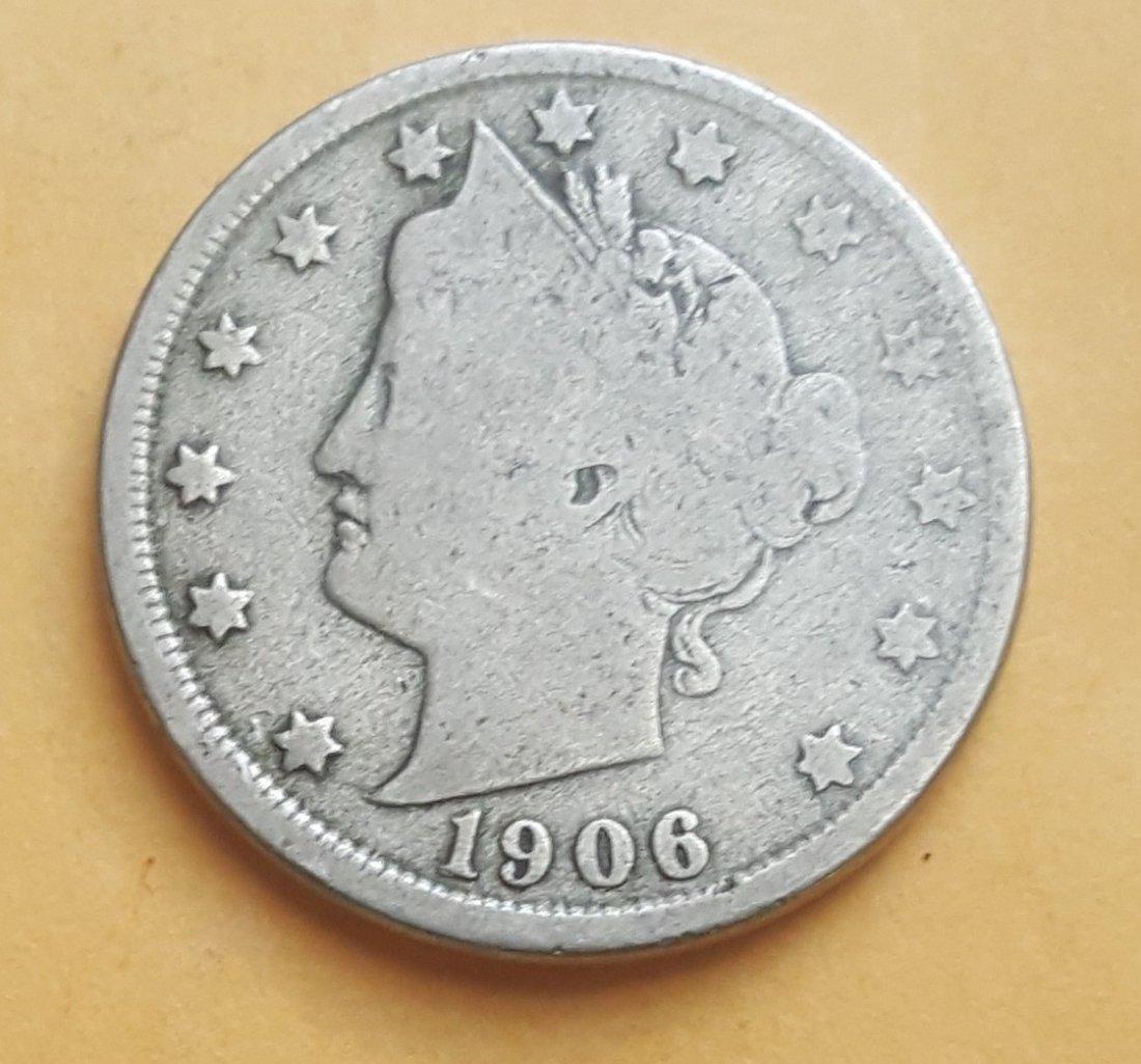 1906 V-Nickel