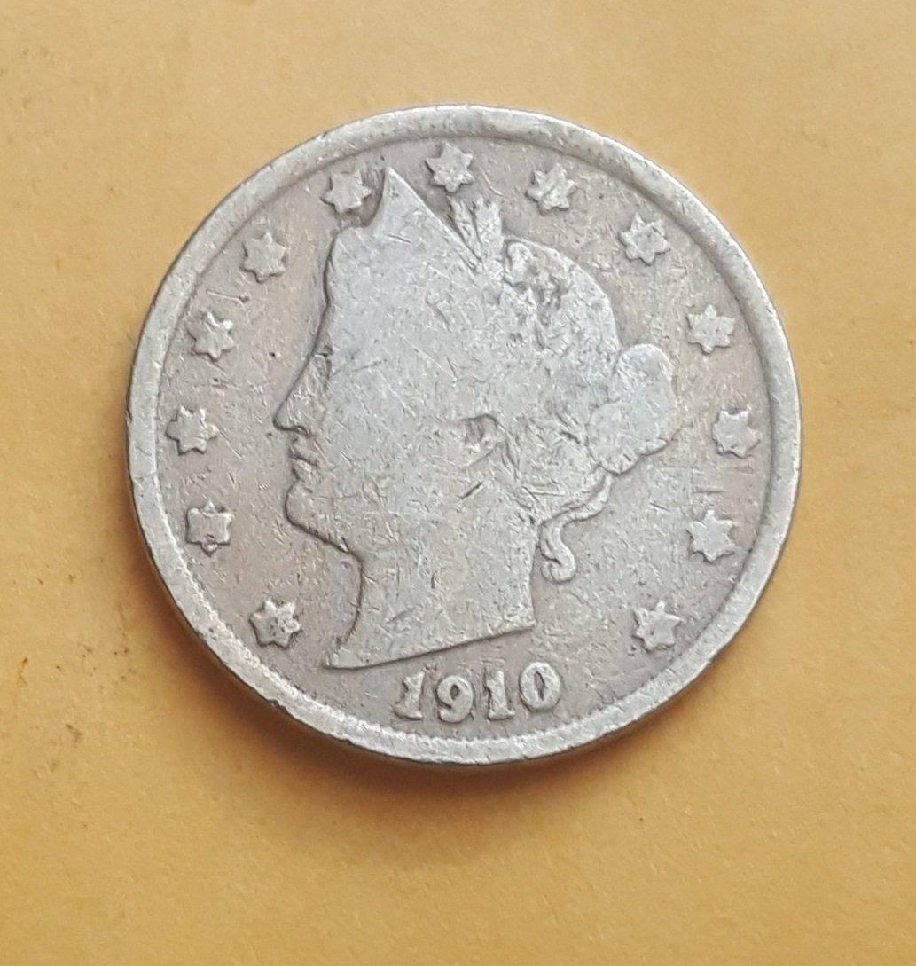 1910 V-Nickel