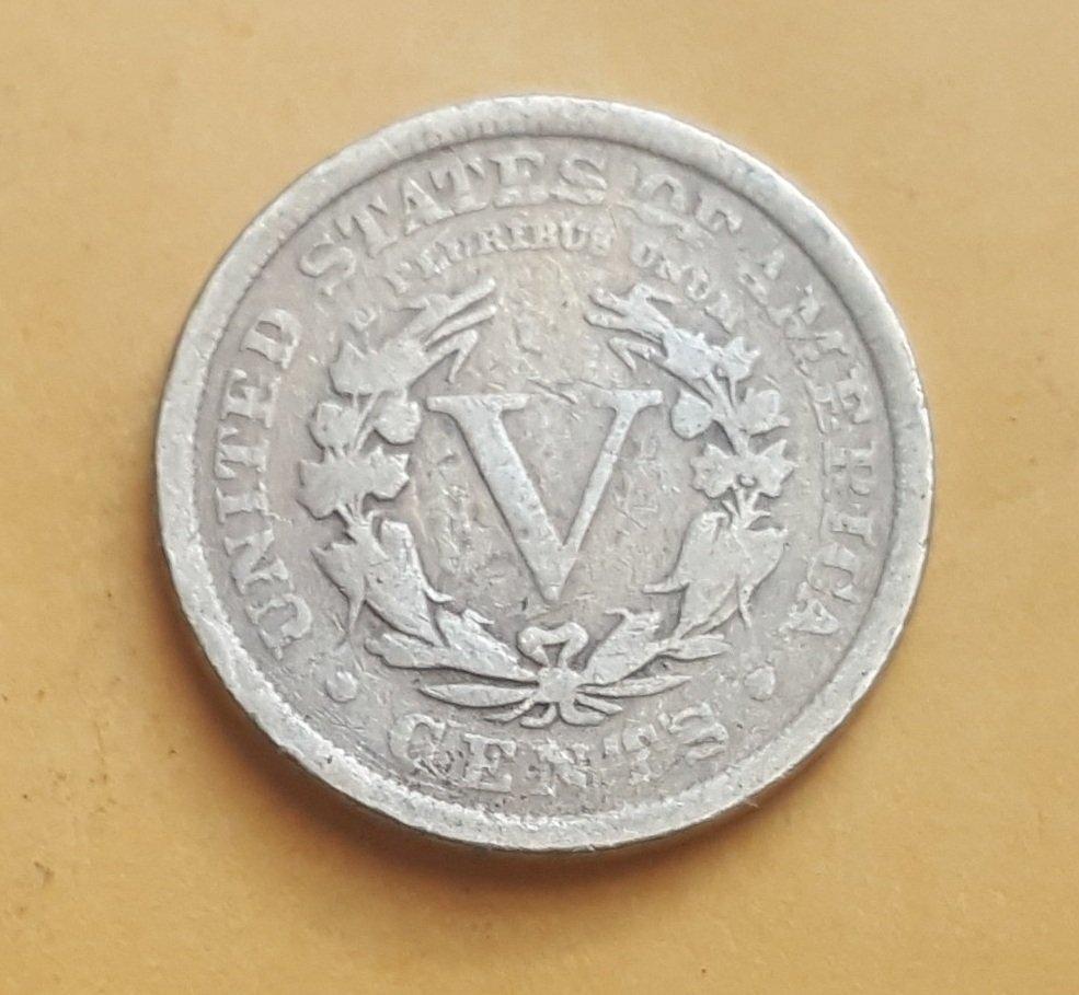 1910 V-Nickel - 2