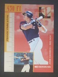 1996 Donruss #15 Jose Canseco