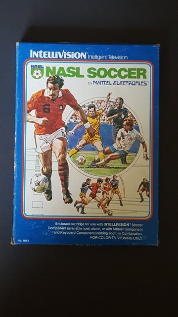 1970's Intellivision Game - 2