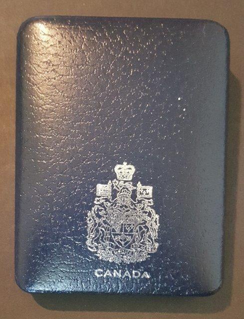1975 Canadian Silver Dollar - 2