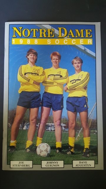 1988 Soccer Program