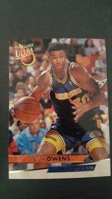 1993-94 Ultra #69 Billy Owens